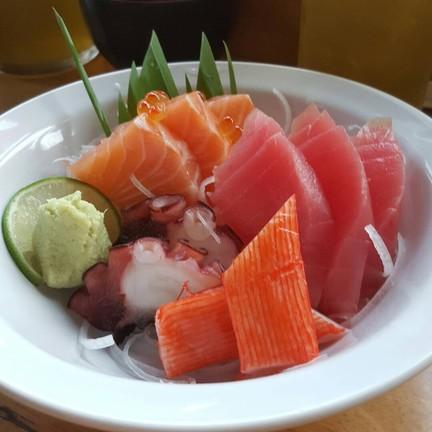 Sushi Hawa ชินเขต ซอยงามวงศ์วาน 47