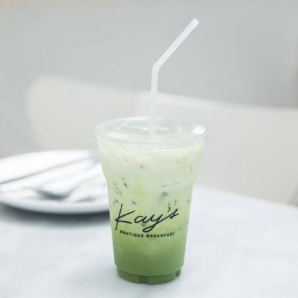Kay's Boutique Breakfast ซอย รางน้ำ