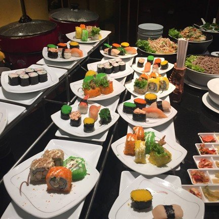 Ginger Restaurant Centara Hotel Hat Yai