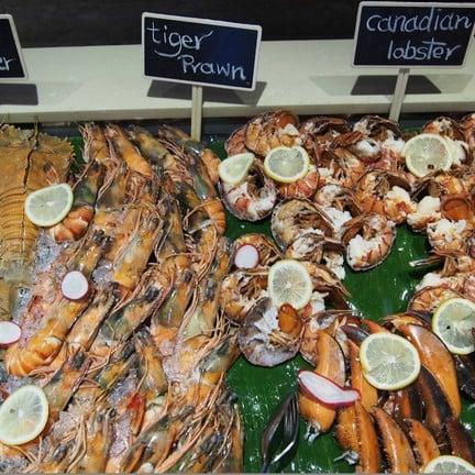 Seafood at Trisara ซีฟู้ด แอท ตรีสรา