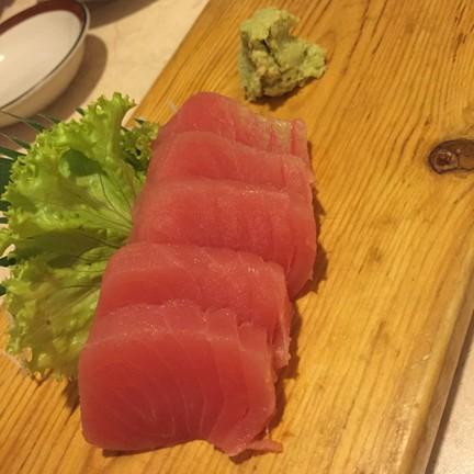 ปลาโอ ซาชิมิ