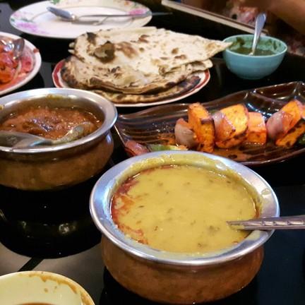 MUMBAI'S GREAT PUNJAB RESTAURANT