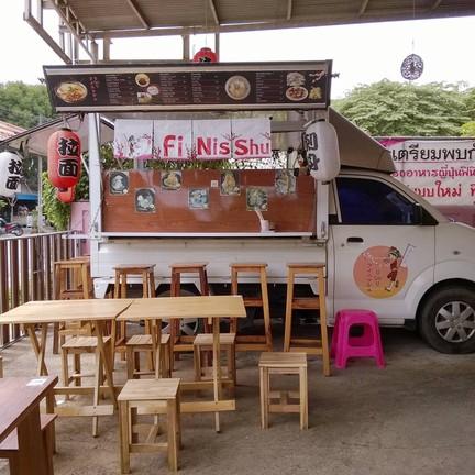 รถอาหารญี่ปุ่น ฟินิชชุ