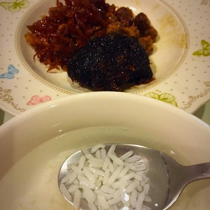 ข้าวแช่ ป้าเอื้อน (ข้าวแช่กาชาด) เพชรบุรี