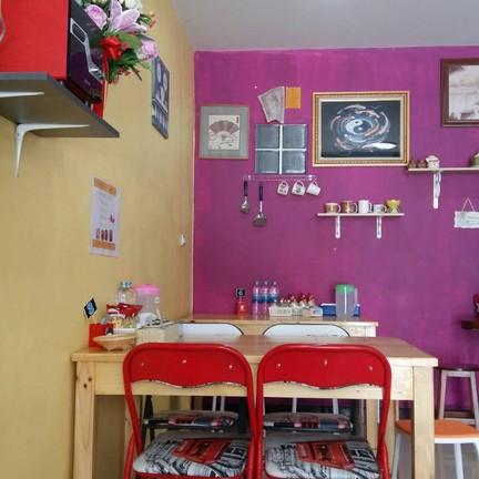 สีสันในร้าน