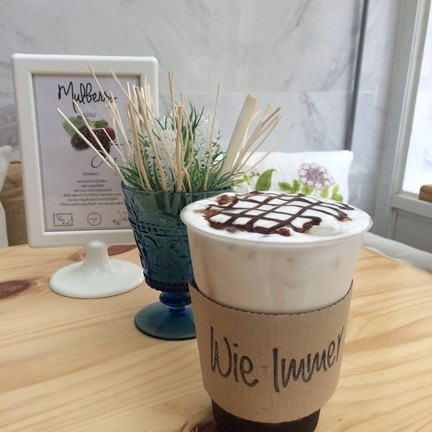 Wie immer Bangkok Cafe