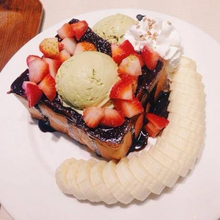อร่อยทุกอย่าง ไอศกรีมอร่อยทุกรสค่ะ