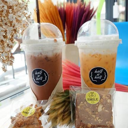 โกโก้หวานกำลังดีไม่มัน ชาไทยหอมชา หวานกำลังดีไม่มัน