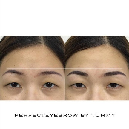 Perfect Eyebrows By Tummy
