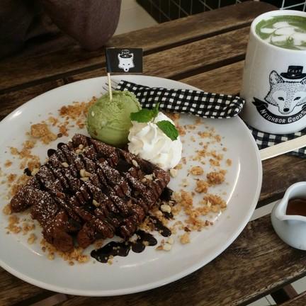 Neighbor Goods Cafe