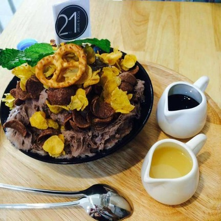 No.21 Food&Dessert