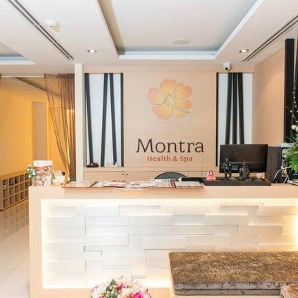Montra Retreat Health & Spa เซ็นทรัลเวิลด์ ชั้น 3