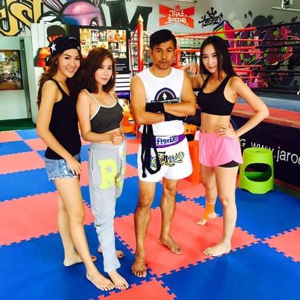 Jaroenthong Muay Thai Gym รามคำแหง 39