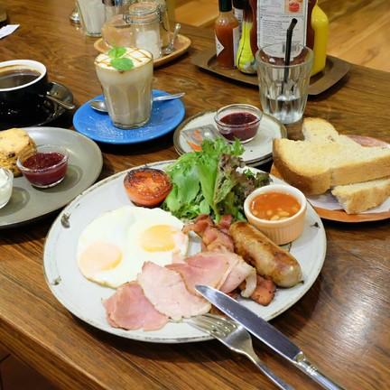 อร่อย ชุดอาหารเช้า