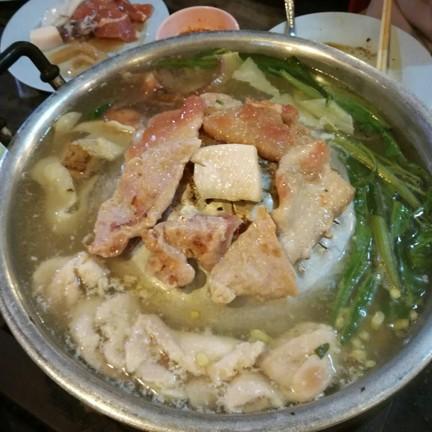 ยูกิจังเนื้อย่างเกาหลี