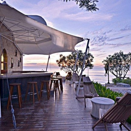 Al Bahr Beach Bar  at Marrakesh Hua Hin Resort & Spa