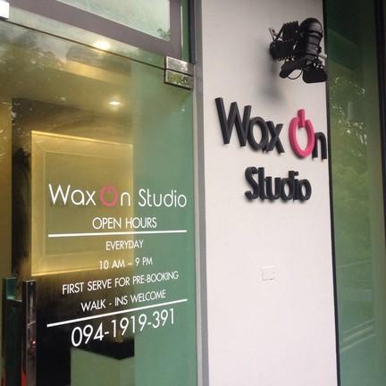 ถึงแล้ว Wax On Studio โคมไฟเก๋ ๆ บ่งบอกความเป็น Studio
