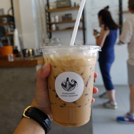 iced coffee thai style