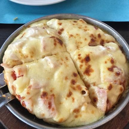 Pizza & Bake