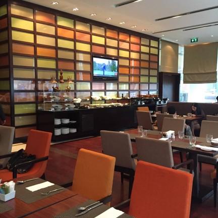 The Brasserie Holiday Inn Bangkok Silom Hotel