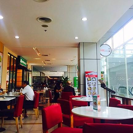 Lee Cafe เซ็นทรัลเวิลด์