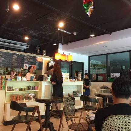 Ratchaphruek Cafe มศว.ประสานมิตร