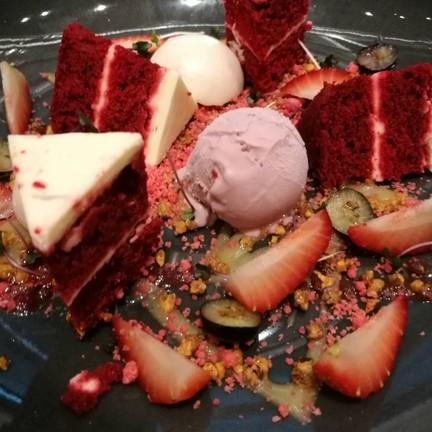 Hot Dessert