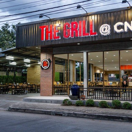 The Grill @ CNX