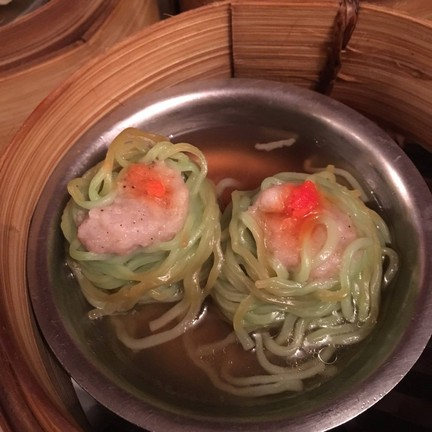 ห้องอาหารจีน เดอะ เกรทวอลล์ โรงแรมเอเชีย กรุงเทพ