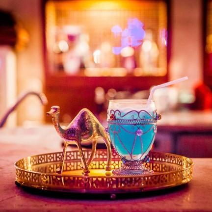 Al Bahr Beach Bar  at Marrakesh Hua Hin Resort & Spa
