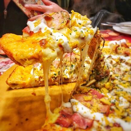 Mr. Pizza The Street รัชดา