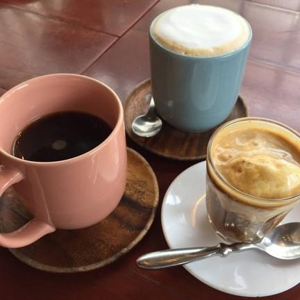 กาแฟ 3 สไตล์ Americano | Cappuccino | Affogato