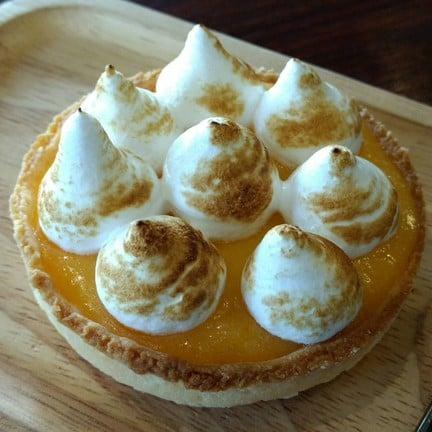 Lemon tart. 85(อร่อย)
