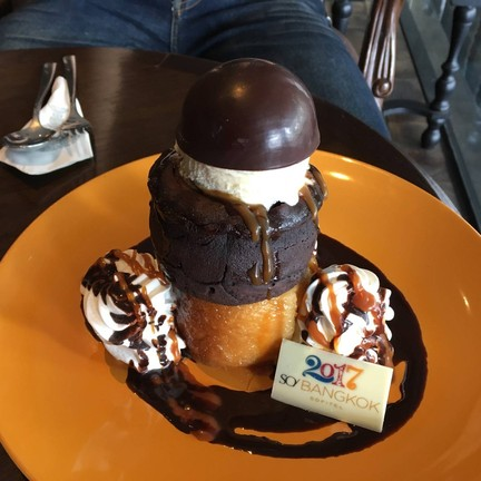 Chocolab Sofitel So Bangkok