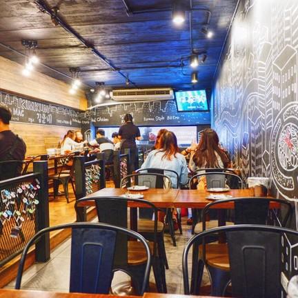 Kimkun Korean Style Bistro Korean Town (สุขุมวิท 12)