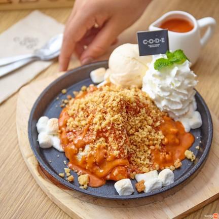 CODE Cafe of Dessert Enthusiasts JAS URBAN Srinakarin