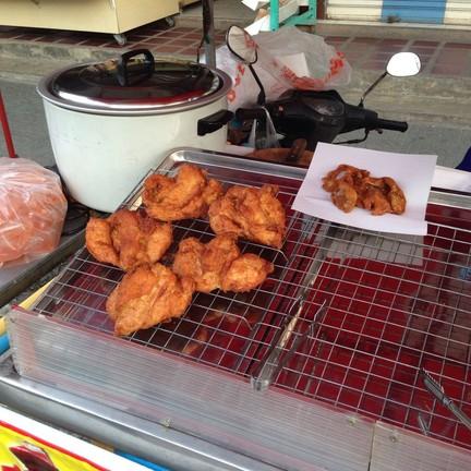 ไก่ทอดหาดใหญ่ ข้าวหมกไก่