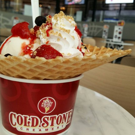 Cold Stone Creamery เทอร์มินอล 21 โคราช
