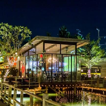 Waterside Karaoke Restaurant วอเตอร์ไซด์