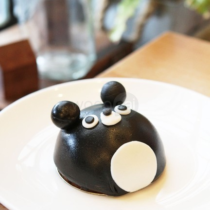 Chocolate Mousse Bear