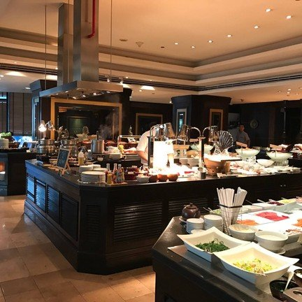 JW Café  JW Marriott Hotel Bangkok