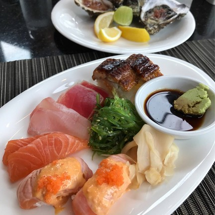 อาหารญี่ปุ่นคำเล็กแต่สดได้ใจ