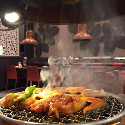 Sukishi  Korean  Charcoal Grill Central Festival Hatyai