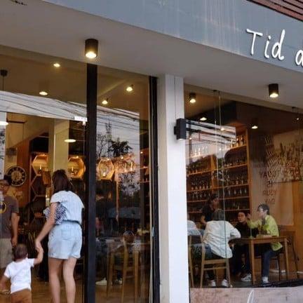 Tiddoi Tiddin Cafe'