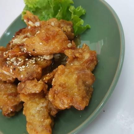 ไก่ทอดหวาน