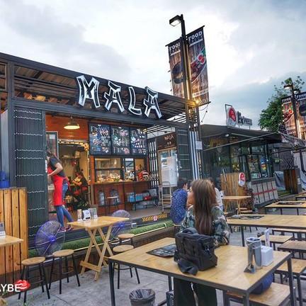 MALA CHINESE BBQ RESTAURANT สาขา ทาวน์อินทาวน์
