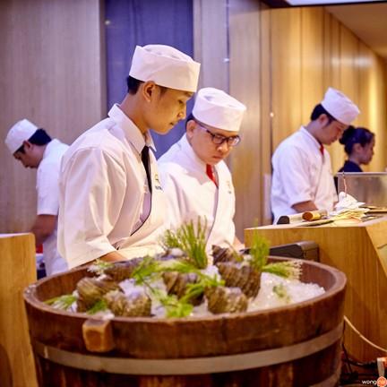 Sushi Den Central Ladprao