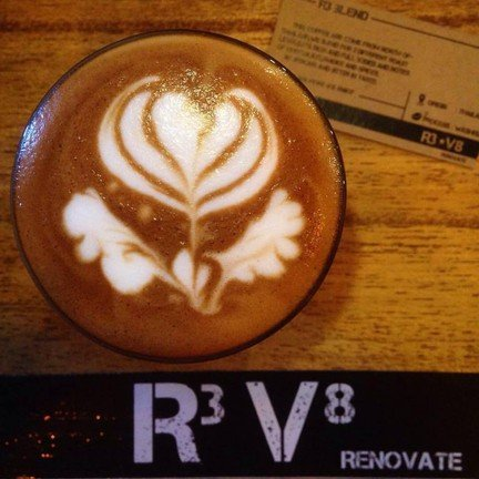 Renovate • Espresso Bar 2
