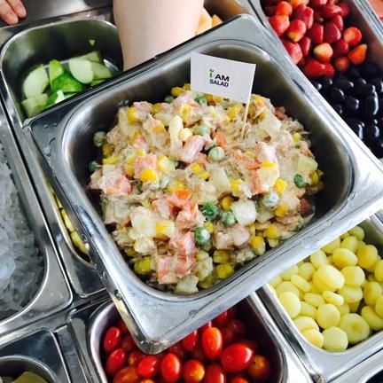 I am salad