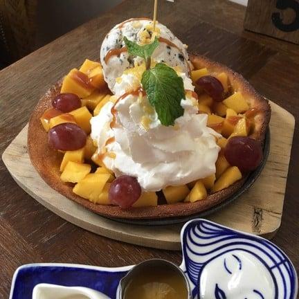 Sri Brown Cafe' ศูนย์อาหารคอมเพล็กซ์ มหาวิทยาลัยขอนแก่น